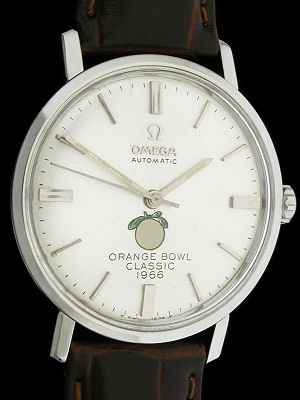 Opinions. Vintage Automatic 1967 Orange Bowl Watch | Omega Forums