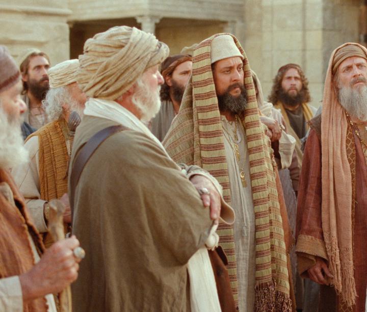 See How He Loved Him (John 11:36)