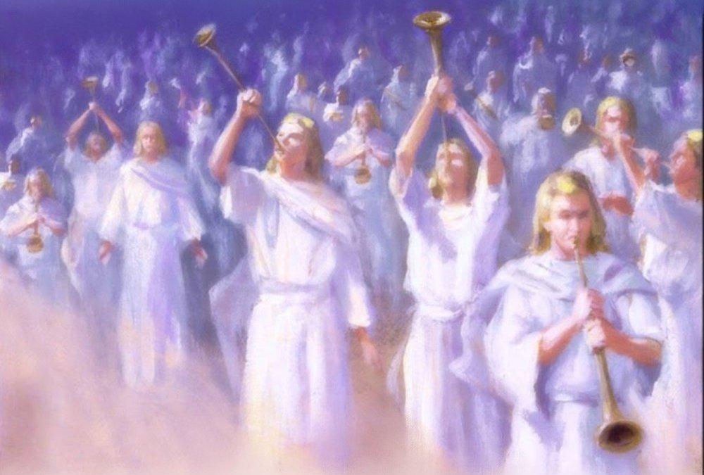 Praise our God! (Revelation 19:1-6)