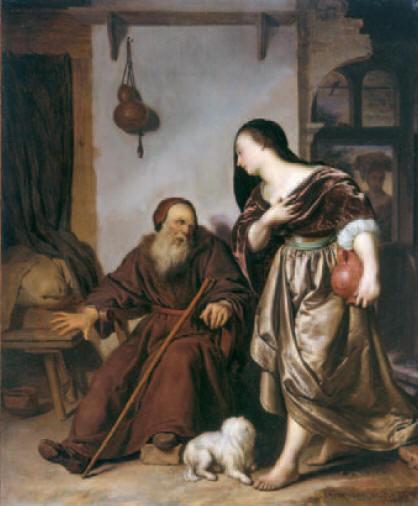 Dying Abijah (1 Kings 14:1-20)