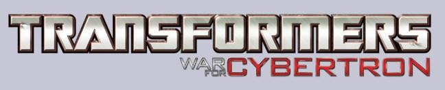 Transformers War of Cybertron logo