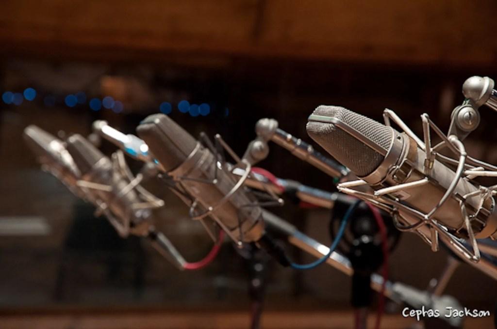 Microphone Technique Audio Workshop