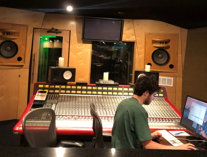 Brendan Ferry - Paramount Studios
