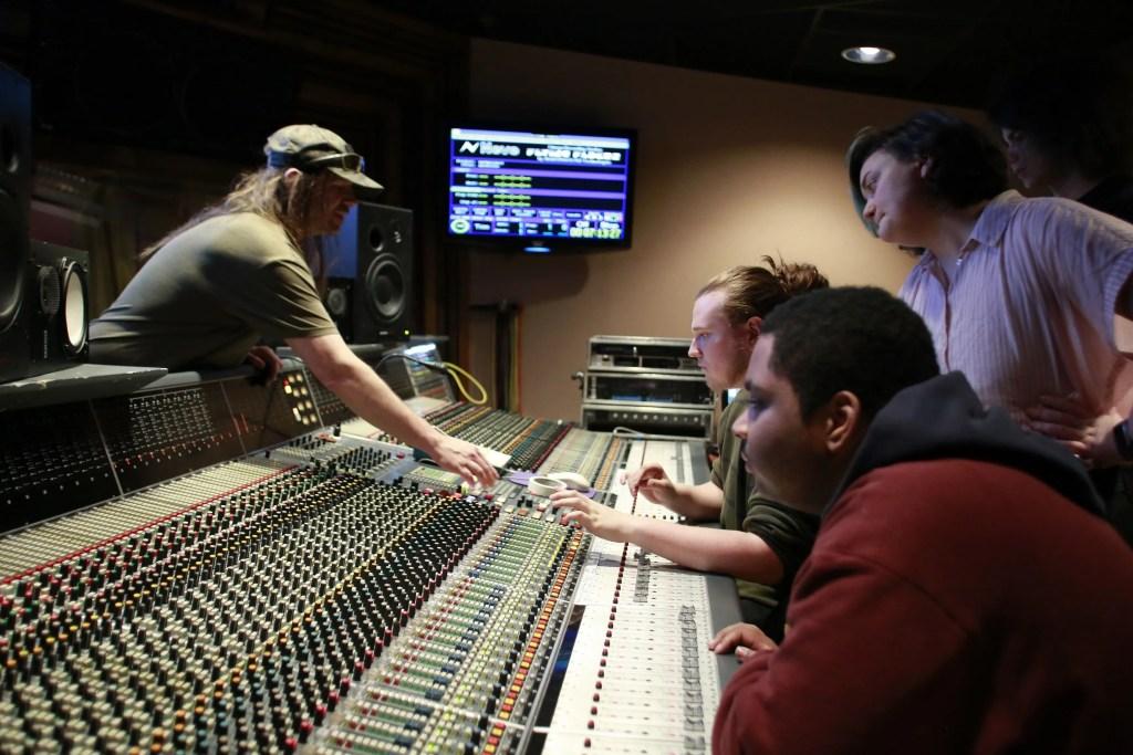 Mixing Audio Workshop