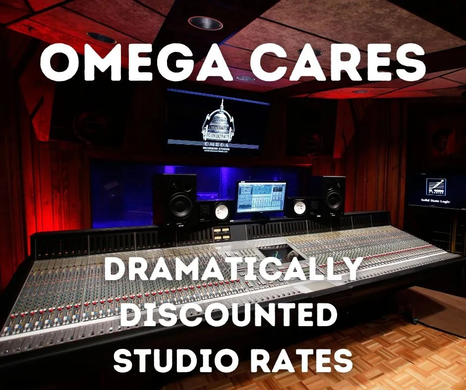 Dramatically Discounted Studio Rates