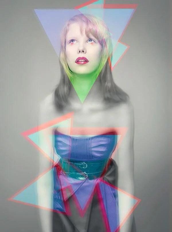 Arte gótica por Natalie Shau
