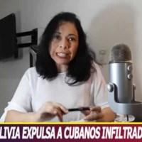 Bolívia expulsa 725 cubanos infiltrados