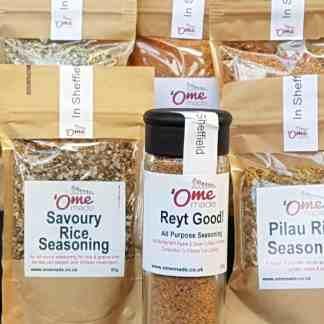 Rubs & Seasonings