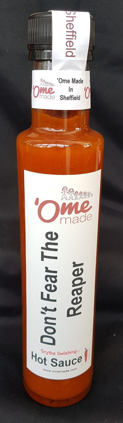 Dont Fear The Reaper Hot Sauce by Ome Made
