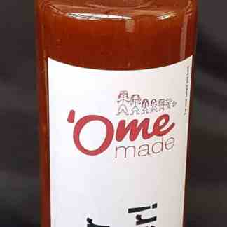 Hot For Teacher Hot Sauce by Ome Made