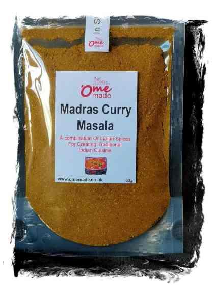 Madras Curry Masala