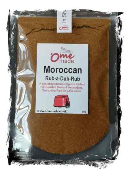 Moroccan Rub-a-Dub-Rub