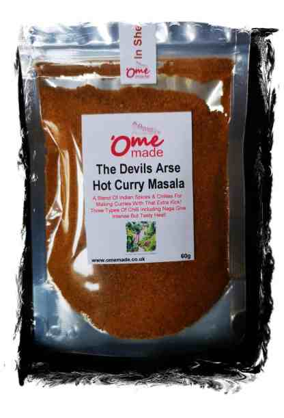 The Devils Arse Curry Masala