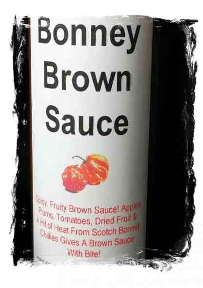 Hot & Spicy Brown Sauce