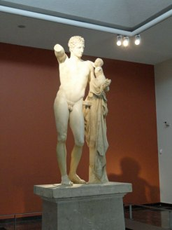Hermes and Dionysus