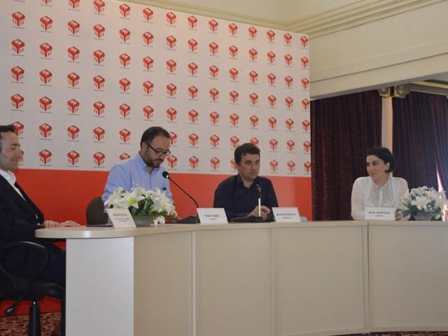 Medya Sanat Merkezi Panel