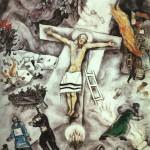 Crucifixão branca de Chagall
