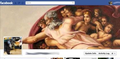 Capas de Facebook criativas