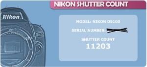 shutter count: como saber quantas fotos tirou uma máquina