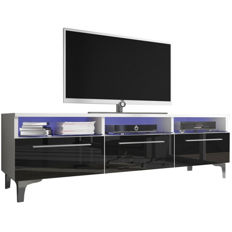 meuble tv led rtv 2w
