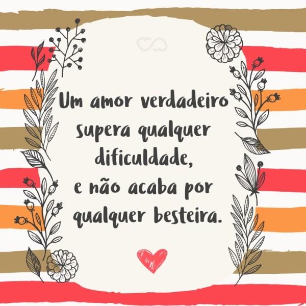Frases especial de amor que supera todos os obstáculos.