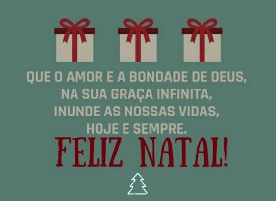 Viva feliz Natal.