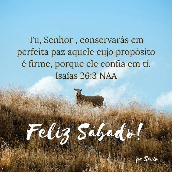 Isaías 26:3 NAA