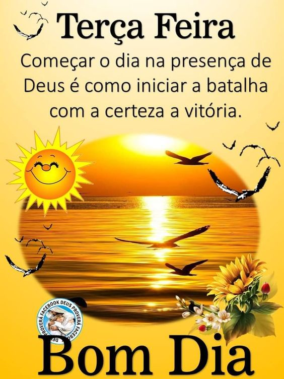 Dia na presença de Deus