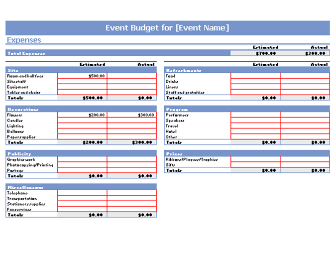 budget excel sheets - Cypru.hamsaa.co