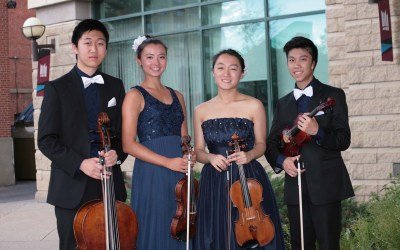 Con Fuoco String Quartet