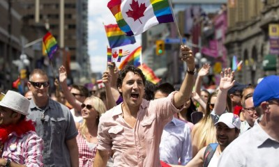 Justin Trudeau 'upset' by Canada's restriction on gay and bisexual men donating blood