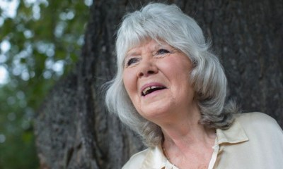 Author Jilly Cooper says 'fear of women' is turning men to gay sex