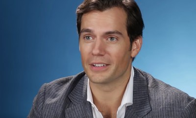 Handsome Henry Cavill reads thirsty tweets from fans