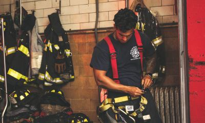 Gay firefighter forced to retire after marrying boyfriend, lawsuit claims