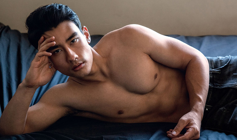 Alex Landi, our new TV crush, is presenting at the GLAAD Media Awards