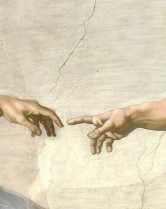 Michelangelo_-_Creation_of_Adam_phixr