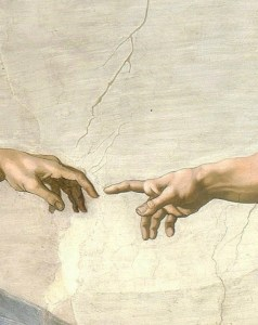Michelangelo_-_Creation_of_Adam_phixr