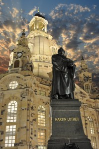 62313092 - martin luther statue, dresden, germany