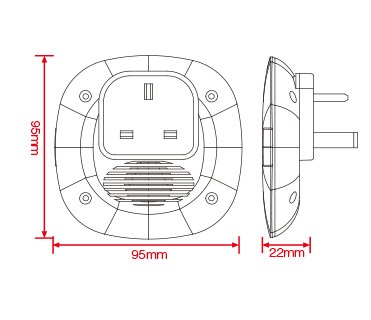 Rv Electrical Outlet On RV Outlet Cover Wiring Diagram
