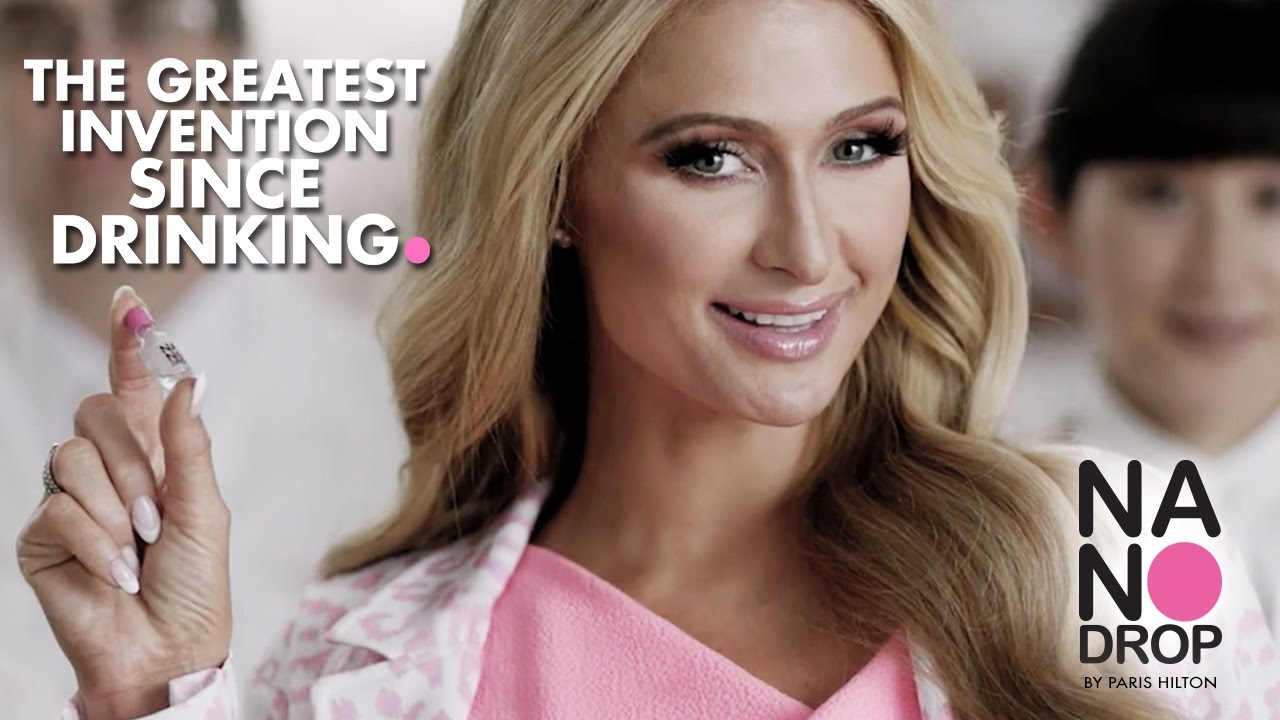 Lgbt Wallpaper Cute Omg Thutz Hawt Paris Hilton Is Back In A New Sodastream