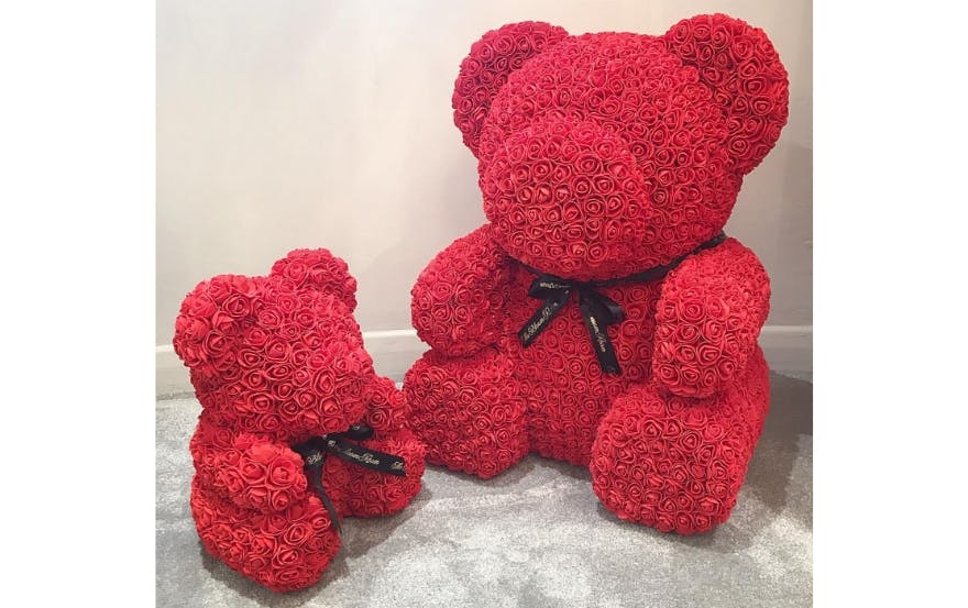 Valentine's Day Gift #5: Bloom Room Bear
