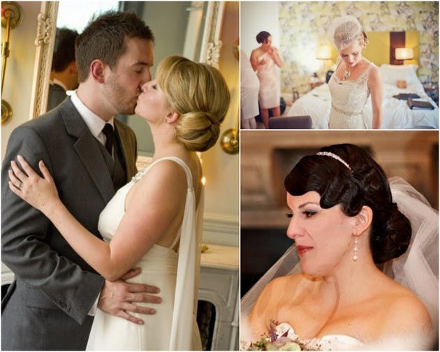 Top Tips For Spring Wedding Hairstyles By Pam Wrigley Confetti
