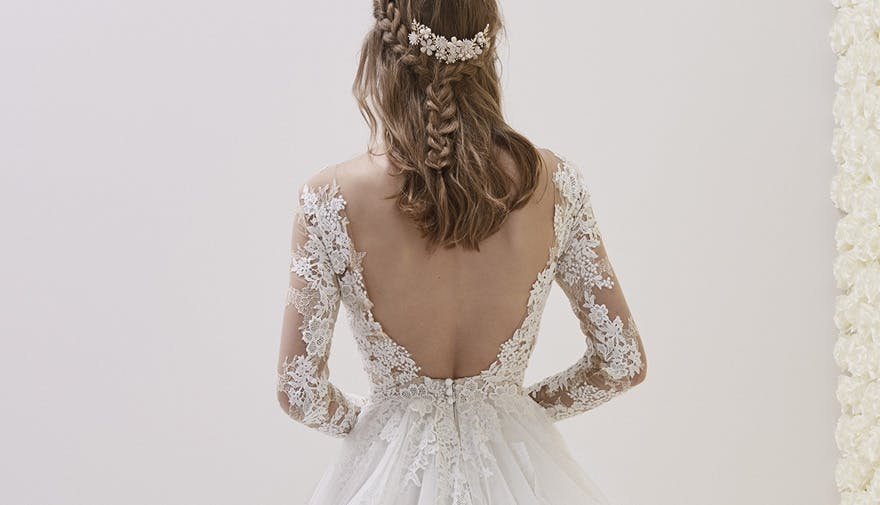 Lace Wedding Dresses: 11 Of The Most Beautiful Lace Bridal