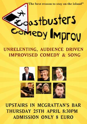 Coastbusters Comedy Improv