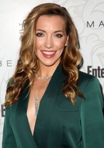 Katie Cassidy Engaged Matthew Rodgers