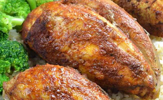 Healthy Slow Cooker Chicken Breast Recipe Omg Chocolate