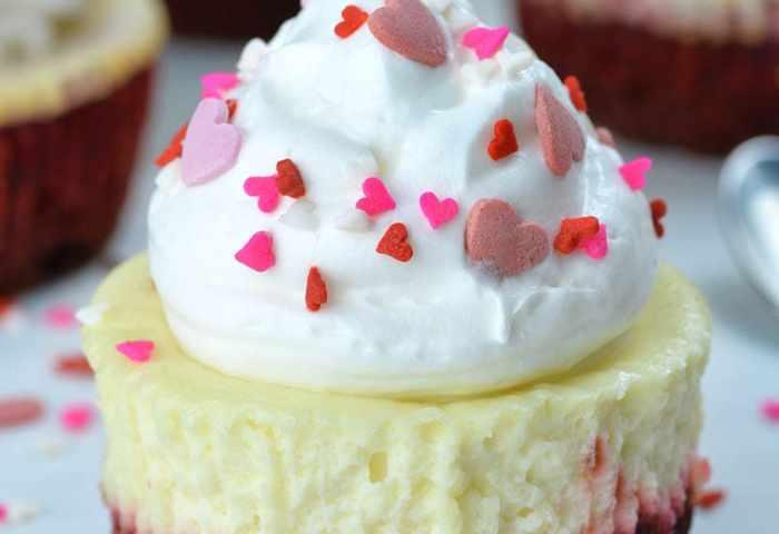 Red Velvet Cheesecake Cupcakes Omg Chocolate Desserts