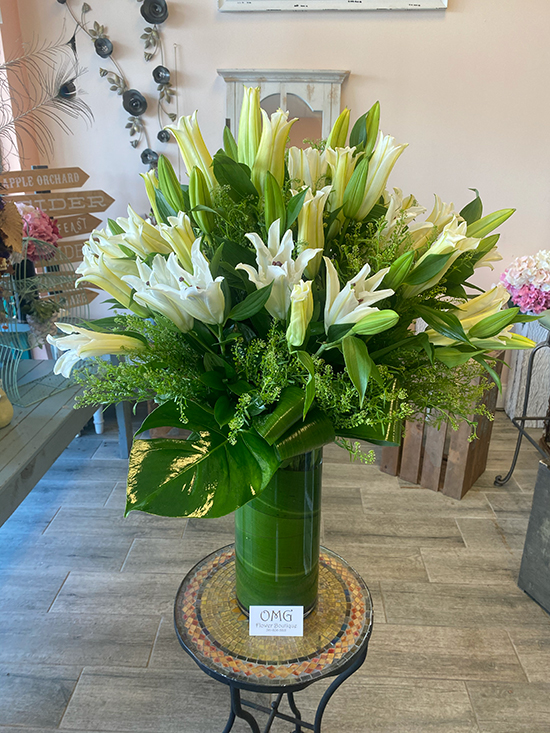 Lilies Galore