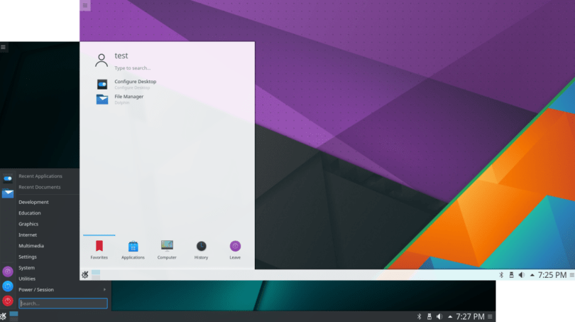 Install KDE Plasma In Ubuntu And Linux Mint