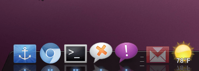 Collection Of Awesome Docks For Ubuntu : MacOS Like Docks